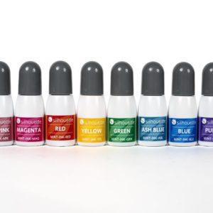 Silhouette-Mint-Inkt