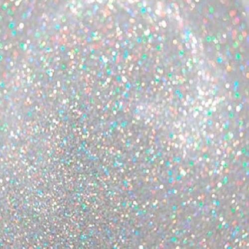 Ultra Glitter Rainbow White Krea2day