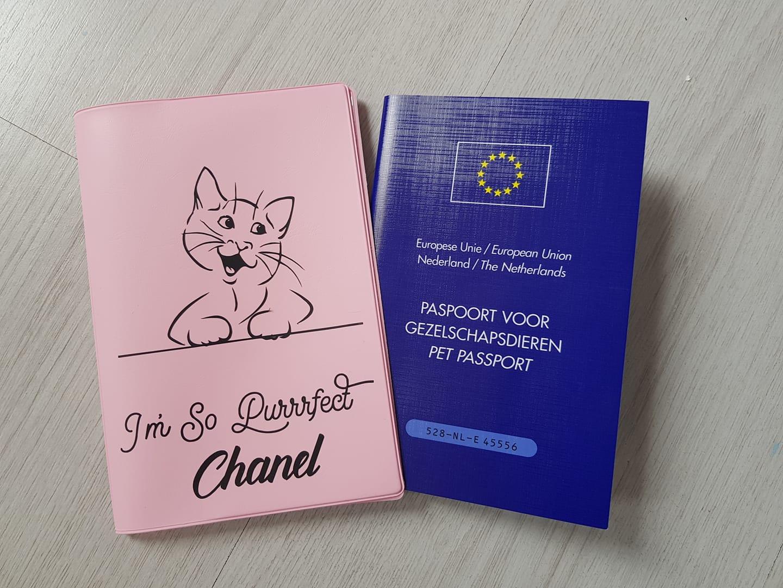 Dieren Paspoort Hoesjes Krea2day